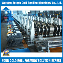 Solid Carport Bottom Plate Roll Forming Machine