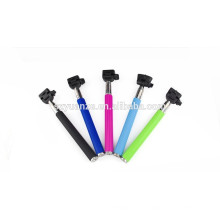 2015 Самая популярная палочка Selfie с кнопкой затвора bluetooth, выдвижная ручка монопольного монопода с Bluetooth Z07-5