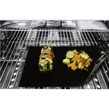 New product LFGB FDA certfied Non-sticky high temperature resistant BBQ grill mat reusable dishwash safe 2 or 3pcs pack