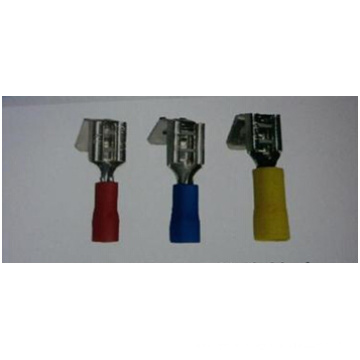 Shoulder Shaped Pre-Insulated Cable Terminal