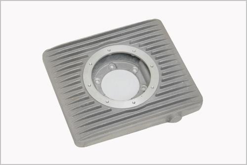 Precision Casting Aluminum Cooler