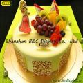 Прекрасный Maousse мини Corrucaged торт доски, торт барабаны, торт пластины с SGS (B и C-K064)