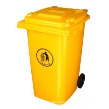 240LTR Recycle Plastic Garbage Bin