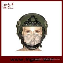 Taktische Ibh Helm mit Nvg Mount & Seite Rail Action Version Helm