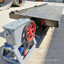 Shaking Table for Gravity Concentration Processing Plant
