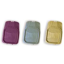 Full set 5.0KGS PVC rubber universal car mat