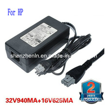 High Quality for HP 0950-4466 Laserjet Printer 32V 940mA / 16V 625mA AC Power Adapter