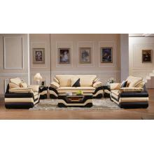 Living Room Furniture Leather Sectional Sofa