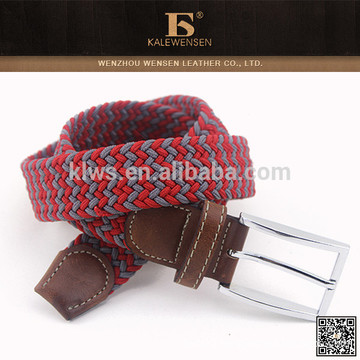 Design directly cheap knit hottest selling fabric belt strap