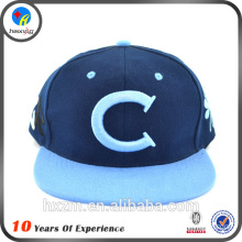 hip hop 6 panels snapback baseball cap