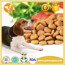 Organic and high nutrition dry pet food for dogs