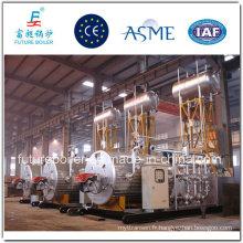 Chauffe-eau à fluide thermique industriel