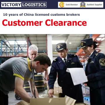 Logistics Service Custom Clearance Agent & Double Custom Clearance - Custom Broker