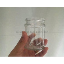 200ml Mini Free-Lead Glass Jar for Jam, Pickle, Food, Honey