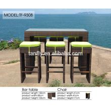 modern garden terrace furniture rattan