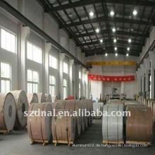Schlussverkauf!! 4mm Aluminiumspule 8011 hergestellt in China