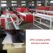 Sjsz PVC UPVC Window and Door Profile Extrusion Machine