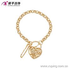 Мода Xuping 18k позолоченные женщины костюм ювелирные изделия браслет в окружающую среду меди 73919