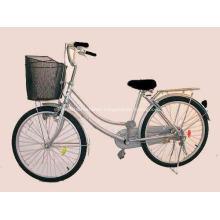 Steel Ladies Bike City Bicycle