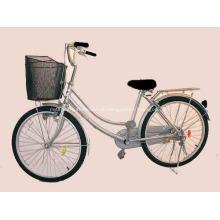 Aço senhoras bicicleta Schwinn