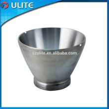Kundenspezifische CNC-Teile-Service-Bearbeitung 7075 Aluminium-Teile Low-Volume-Produktion
