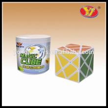 Puzzles magiques d'axes populaires drôles kingkong cube