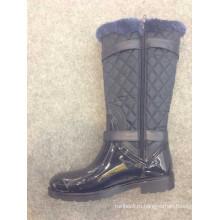новые модели фанки желе прозрачный дождь ботинки женщин D-685