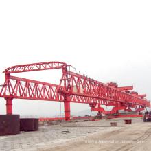 Heavy Duty Truss Type Bridge Erecting Beam Launcher Machine