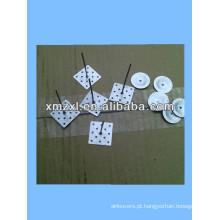 Auto adesivo pin para isolamento interno