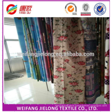 100% polyester rotary pigment 3D bed sheet fabric for India market