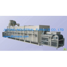 Mesh Belt Conveyor Tempering Furnace