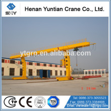 High Quality L Type Single Girder Gantry Crane 5 Ton