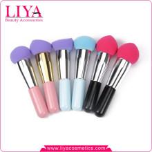 Venta por mayor libre Fundación de belleza Pro Latex esponja maquillaje brocha