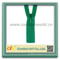 High Quality Custom Fashion Nylon Reverse Zipper