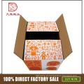 Caixa de embalagem de roupas de luxo profissional personalizada impressa