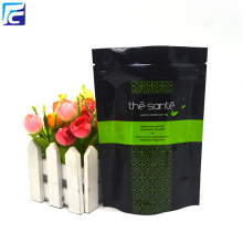Aluminum Foil Package Matcha Pouch Bags with Zipper