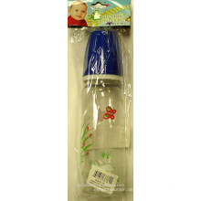 JML Baby Lieferanten Baby Flasche Kunststoff Fütterung Baby Flasche mit hign Qualität