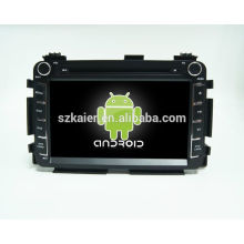Quad Core DVD Auto Navigationssystem für HONDA VEZEL / HR-V mit GPS / Bluetooth / TV / 3G