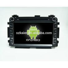 Четырехъядерный процессор DVD-навигационная система для Honda модель vezel /ч-В с GPS/Bluetooth/ТВ/3Г