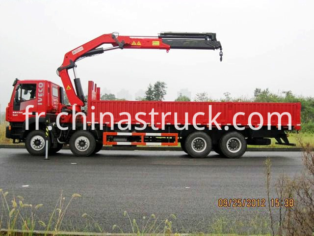 Iveco Lorry Crane 682 picture 3