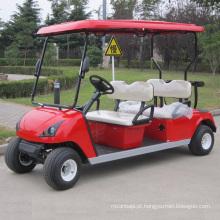 Buggy de golfe elétrico projetado agradável com preço competitivo (DG-C4)