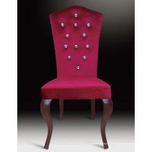 Chaises de mariage de Cahir de banquet rouge de chaise d'hôtel