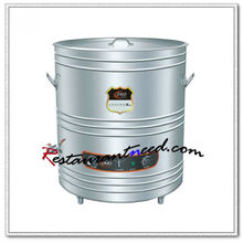 K662 Interlayer Isolation Chauffage électrique direct Soupe Bouilloire