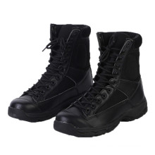 Good Quality Black Police Tactical Boots