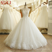 SL-206 Real Photo Alibaba Ball Gown Wedding Dresses 2017