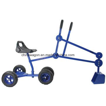Sandbox Digger Backhoe Toy Excavator for Kids