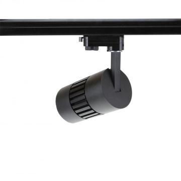 Commercial LED Track Lights Black 15W 15 Degree