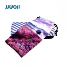 Eyeglass Soft Drawstring Microfiber Cloth Pouch