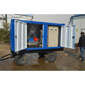380V Electric Motor High Pressure Cleaner Machine