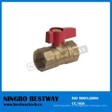 Женский ДНЯО природного газа вентиля цен (БВ-USB05)